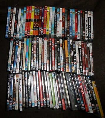 95 dvd job lot new and sealed good titles