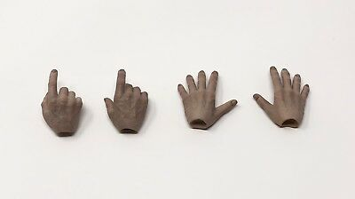 Hot Toys MMS467 MMS468 Star Wars ROTJ Emperor Palpatine - 1/6th Scale Hands Set