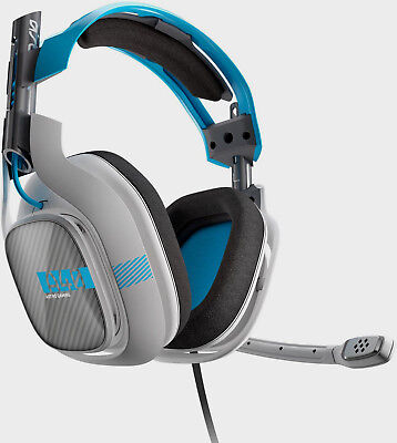 Astro A40 Gaming Headset + Mixamp M80 for Xbox One (2014) GREY BLUE -Refurbished