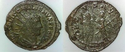 Imperial Roman Silver / Billon Coin Antoninianus Of Gallienus