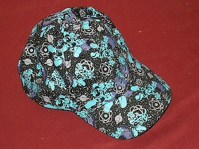 Disney Parks Mickey Mouse Outter Space Mickey baseball cap Hat Blue Youth size