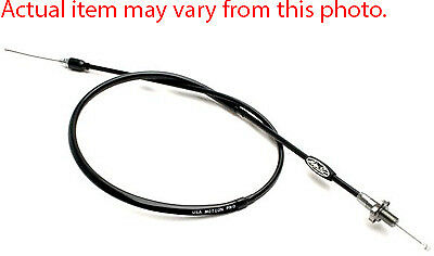 Motion Pro Black Vinyl OE Front Brake Cable +4in 04-15 CRF50F 00-03 XR50R