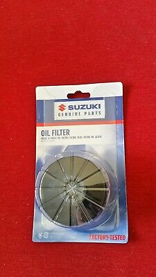 Genuine Suzuki Spin On Motorcycle Oil Filter # 16510-07J00 king quad