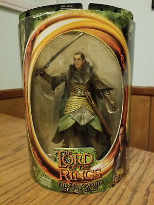 NIB Elrond Lord of the Rings figure