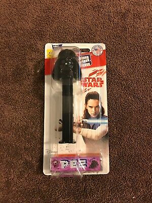 Pez Dispenser Star Wars The Last Jedi - Darth Vader - MOC