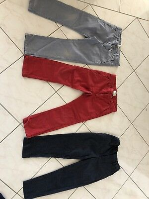 Size 6 Boys pants X 4