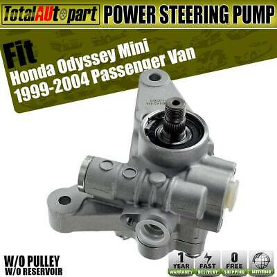 Power Steering Pump W/o Reservoir Fits Honda Odyssey 1999 04 V6 3.5L