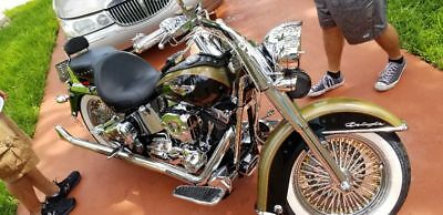 2007 Harley-Davidson Softail  This  Beauty and show stopper has too many options to list! Only 15k original mi