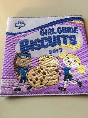 Girl Guides / Scouts Biscuits 2017