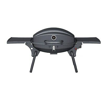 iQ Portable Folding Gas Barbecue BBQ Cooker Stove Grill - Picnic Beach