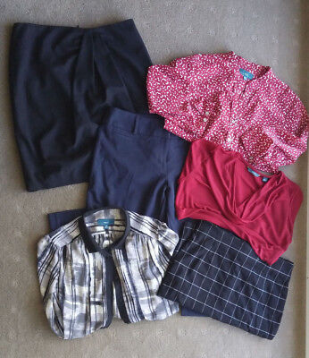 Ladies size S/10 work corporate bulk lot NNT target x 6 items