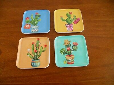 4 x New Mexican Themed Coasters