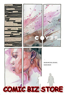 Cover  #2 (Of 6) (2018) 1St Printing David Mack Main Cover Dc Universe