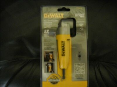 DEWALT DWARA100 Right Angle Attachment Impact Ready New in Package 90 degree