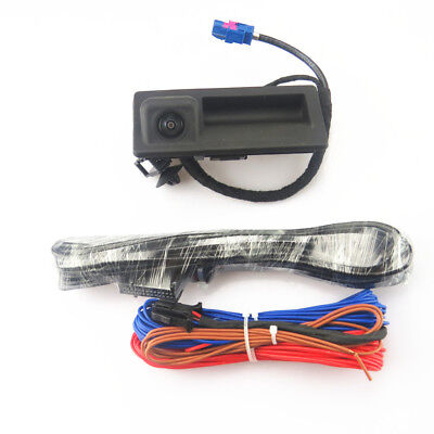 RGB Reversing Rear View Camera + Cable For VW Jetta MK6 Passat B7 Tiguan RCD510