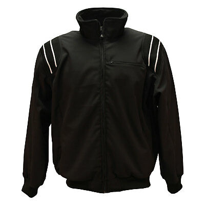 3n2 Cold Strike Baseball/Softball Umpire Jacket - Black/White - Medium