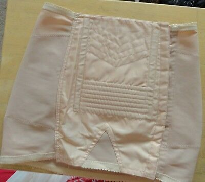 Damart Girdle with suspenders size 26