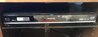 DMR-PWT500 HDD Freeview Recorder and Blue ray Player