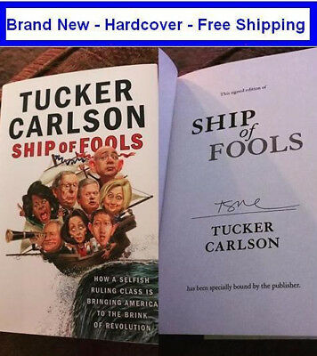 Ship of Fools: How a Selfish Ruling Class Is Bringing America_Hardcover_Freeship