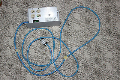 Dale Technology Medical Grade Isolation Transformer IT400-4-S-15 working