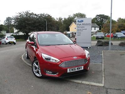 Ford Focus 2.0TDCi ( 150ps ) ( s/s ) Powershift 2016MY Titanium X