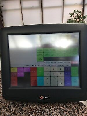 Centegra EPOS  Touch Screen System