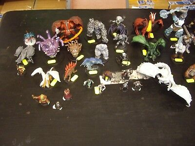 D&D Miniatures WOTC Dungeons and Dragons Mini Selection M18