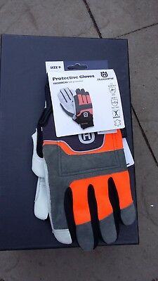 Husqvarna Gloves with saw protection (9)