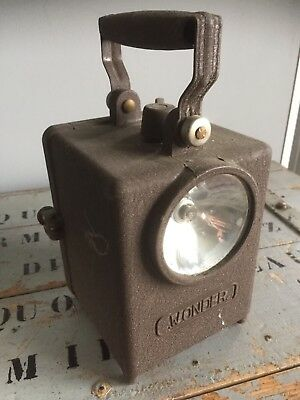 lampe sncf ancienne