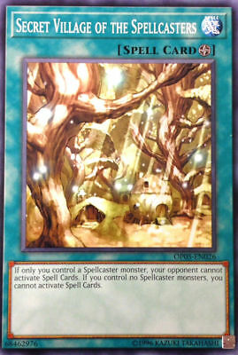 Secret Village of the Spellcasters Various Sets Common NM Yugioh
