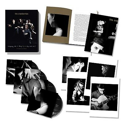 The Cranberries - Everybody Else... - New 4CD Box Set - Pre Order - 19th October
