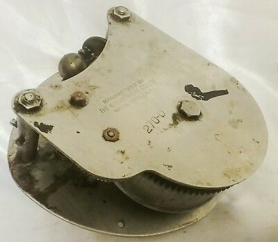 HMV 102 GRAMOPHONE MOTOR 270D & Handle Excellent WORKING ORDER
