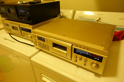 SONY TC-KA7ES Cassette Deck very low usage, new belts, excel condition!