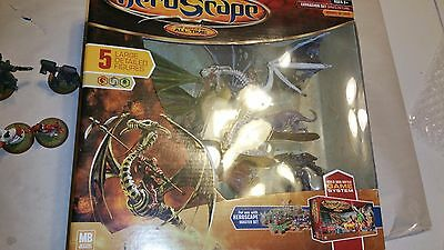 HEROSCAPE ORM'S RETURN HEROES OF LAUR EXPANSION SET + extra figs