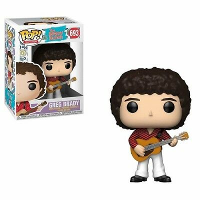 The Brady Bunch - Greg Brady - Funko Pop! Television: (2018, Toy NUEVO)
