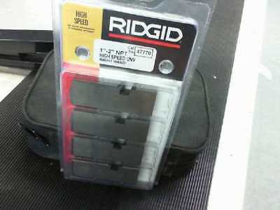 "RIDGID - cat no. 47770 1""-2"" NPT High Speed UNV Right Hand chasers for Die Head"