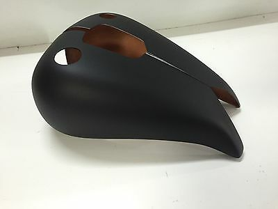 2000-2015 Stretched Gas Tank Shrouds  Harley Davidson Softail/classic 5 Gallon