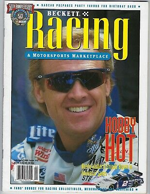 Racing Dependable Beckett Racing Price Guide--feb 2003-- Sports Mem, Cards & Fan Shop