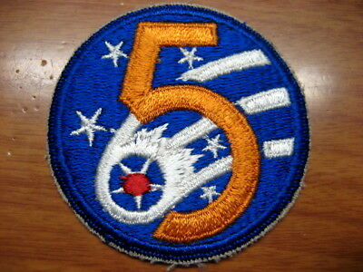 .US Army Patch Army Aviation 5th Air Force