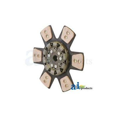 393117R93 Clutch Disc for International Tractor 1066 1086 new clutch shift fork for case international tractor 100 1066 1086