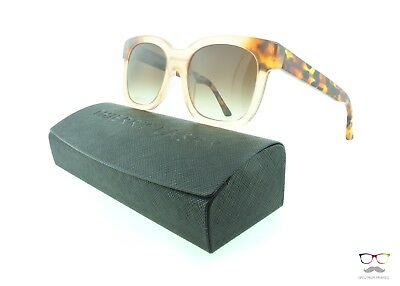 THIERRY LASRY Flavory 995 Square Clear White Frame Sunglasses 54 19 140***$420**