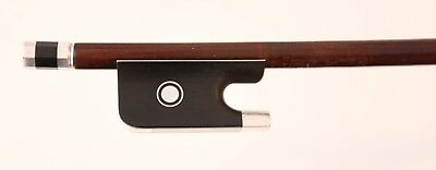 Cello Bow full size silver mounted