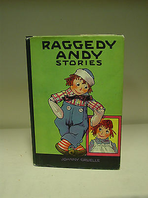 Raggedy Ann Raggedy Andy Stories By Johnny Gruelle 2 Books 1918 1920