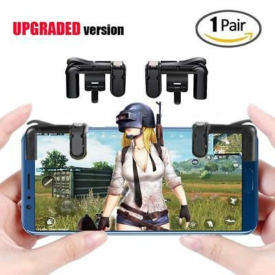 MANATEK PUBG Mobile Game Controller - Sensitive Shoot and Aim Triggers for PUBG/