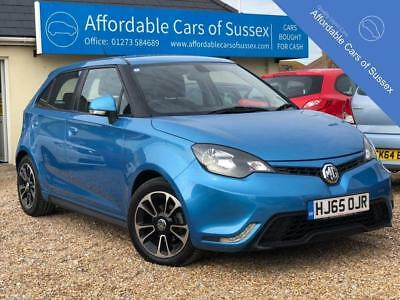 2015 65 Mg 3 1.5 3 Style Vti-Tech 5D Low Mileage, Fsh, Stunning Colour, Dab, 29K