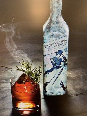New Johnnie Walker 750ml Game of Thrones Limited Edition Bottle Nice Bottle