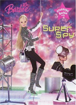 NEW - Super Spy (Starring Barbie) by Inches, Alison