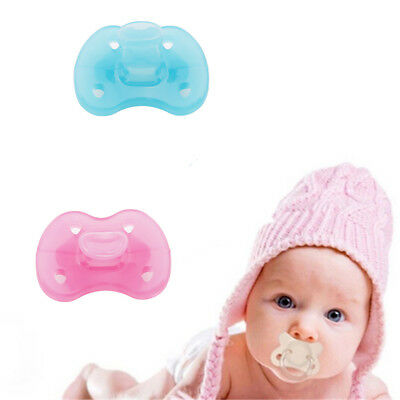 Novel Silicone Newborn Baby Pacifier Dummy Nipple Soother Teether Teething Toys
