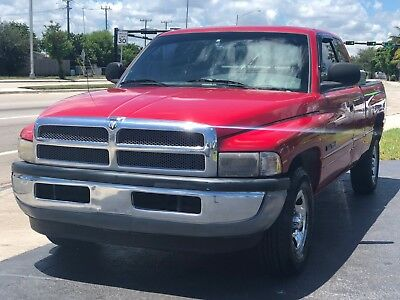 2001 Dodge Ram 1500  2001 Dodge Ram 1500 ST 4dr Quad Cab Cold AC Drives Great *FLORIDA OWNED*
