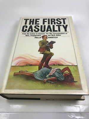 the first casualty phillip knightley